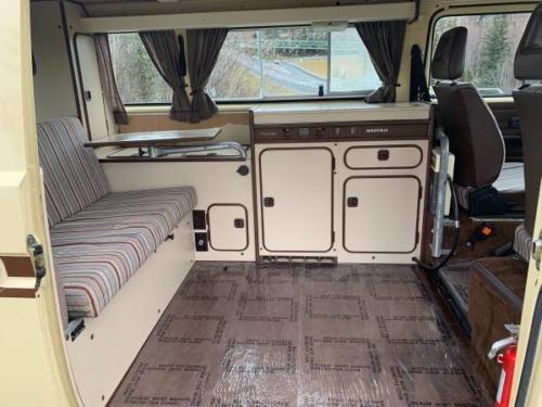 1984 VW Westphalia Van