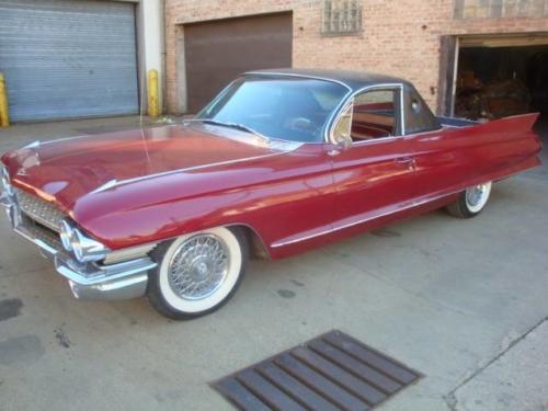 """61 Cadillac """"Cadmino""""(Conversion)"""