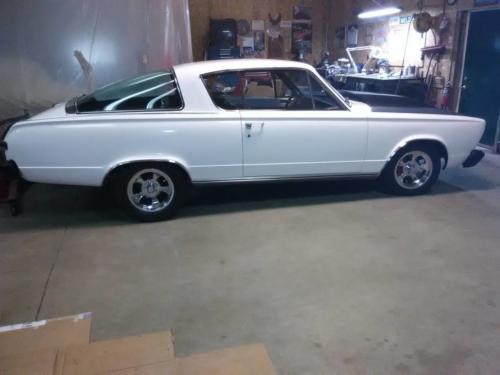 1966 Barracuda