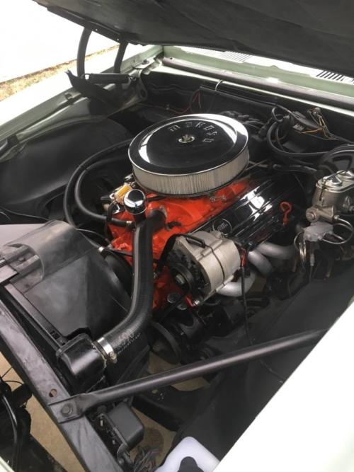 1967 Camaro Convertible Rally Sport
