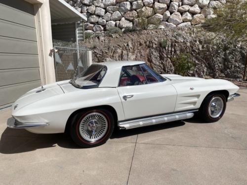 1964 Corvette Convertible Small Block 327/400hp