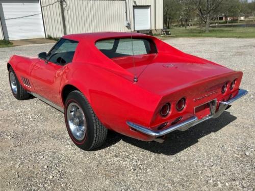 1968 Chevrolet Corvette 350