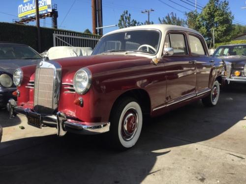 1958 Mercedes Benz 180