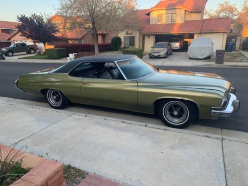 73 buick Lesabre classic