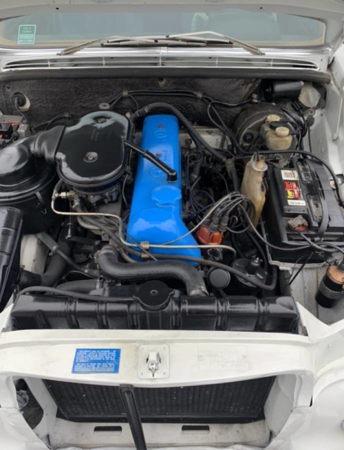 1968 Mercedes S250