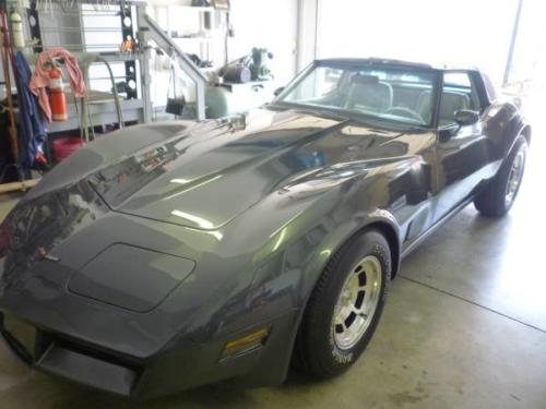 1981 corvette 4 speed