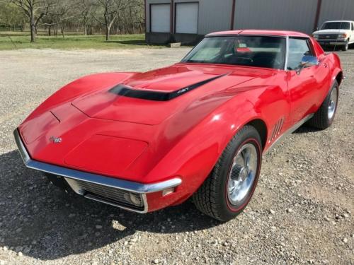 1968 Chevrolet Corvette 350 4 Speed
