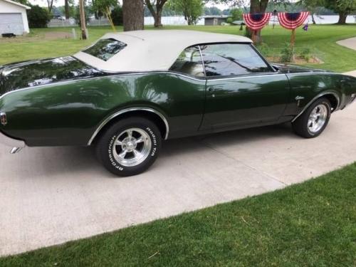 1969 Olds Cutlass S Convertible