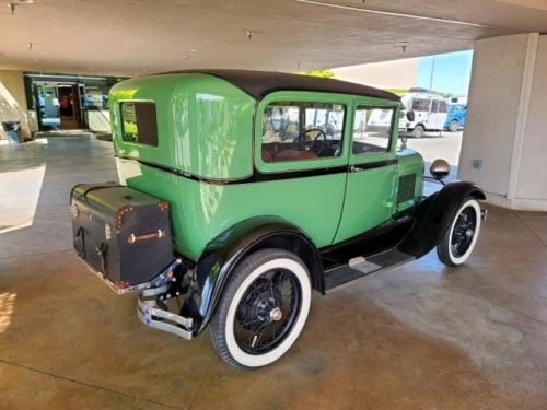 FORD MODEL A 1928