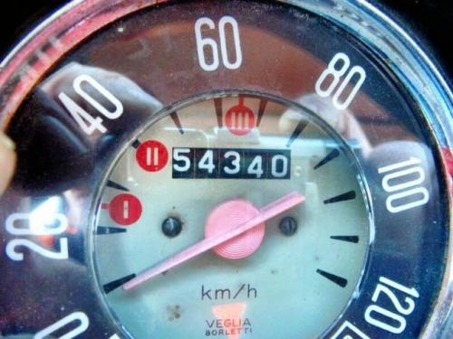 FIAT ABARTH 1965