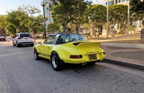 1972 PORSCHE 911 TARGA