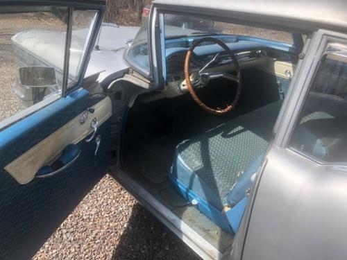 1958 Eighty Eight Oldsmobile