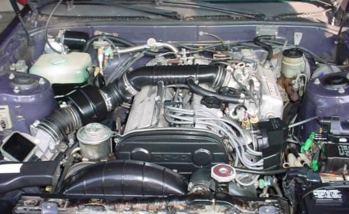 1985 Celica Supra P-type