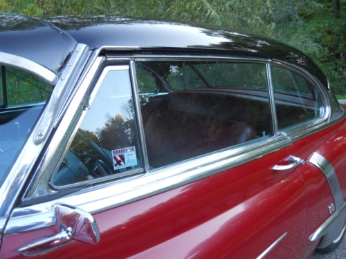 1952 Oldsmobile Super 88 Holiday Hardtop