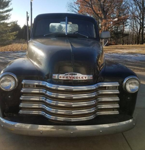 1950 Chevy 3100 Pickup Truck