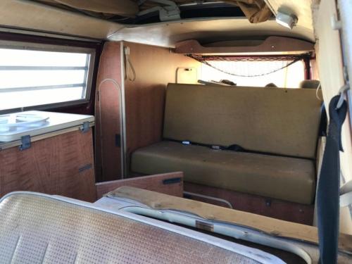 1971 Volkswagen Bus