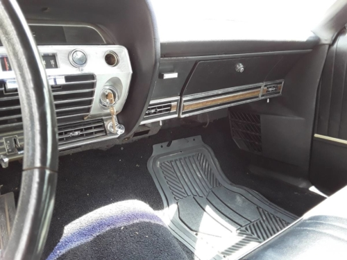 1967 Galaxie 500