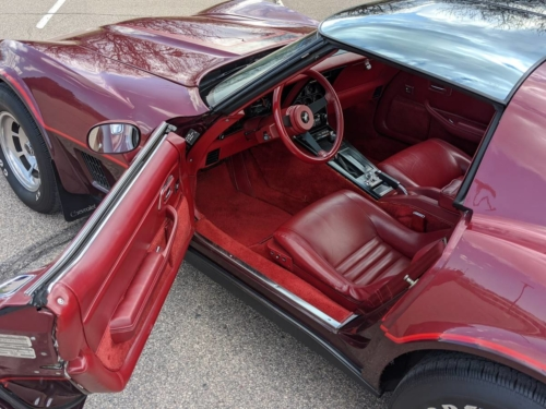 1981 Chevy Corvette