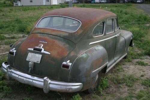 1948 Dodge 4dr Sedan