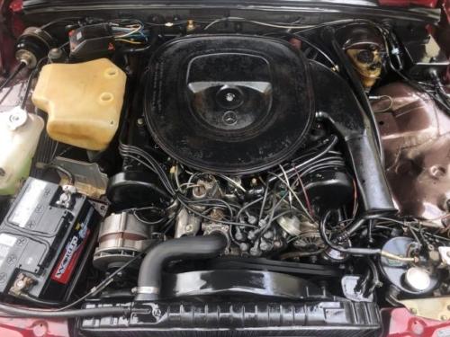 1979 MERCEDES BENZ 450 SEL