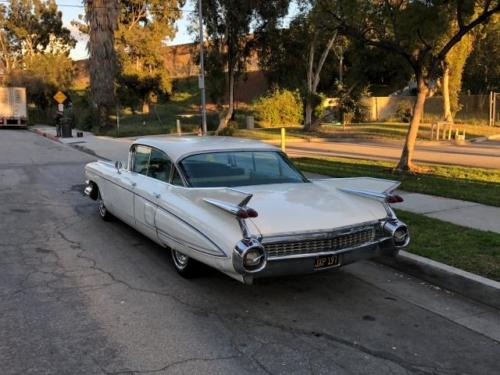 1959 Cadillac Fleetwood