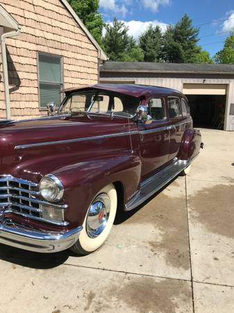 1948 Cadillac Once Mafia