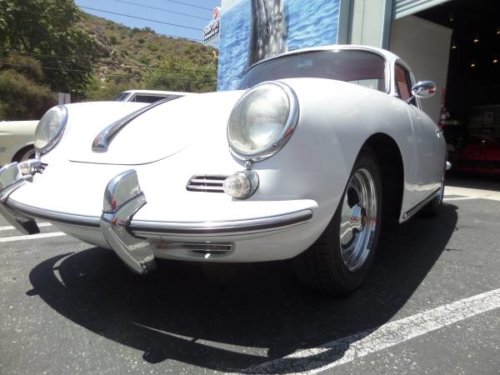1963 Porsche 356 S