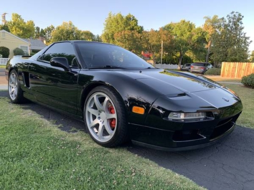 SUPERCHARGED 1996 NSX-T