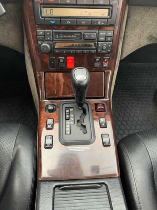 1997 MERCEDES SL320