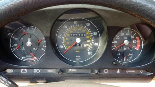 1985 MERCEDES 380 sl