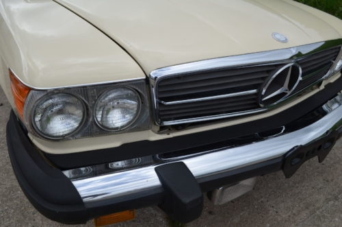 MERCEDES-BENZ SL380 SL 380 R107 Super Satn ! PIĘKNY ! NIE SL500 / SL560 /SL450